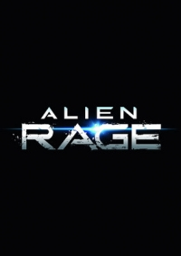 Alien Rage box