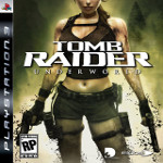 Tomb Rider Underworld box