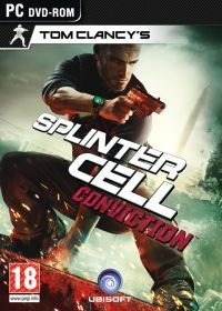Tom Clancy's Splinter Cell: Conviction box