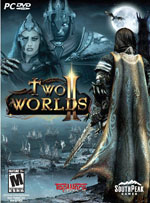 Two Worlds II box