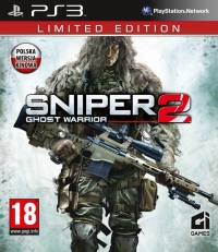 Sniper: Ghost Warrior 2 box