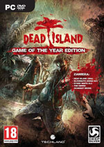 Dead Island: Game of The Year Edition box