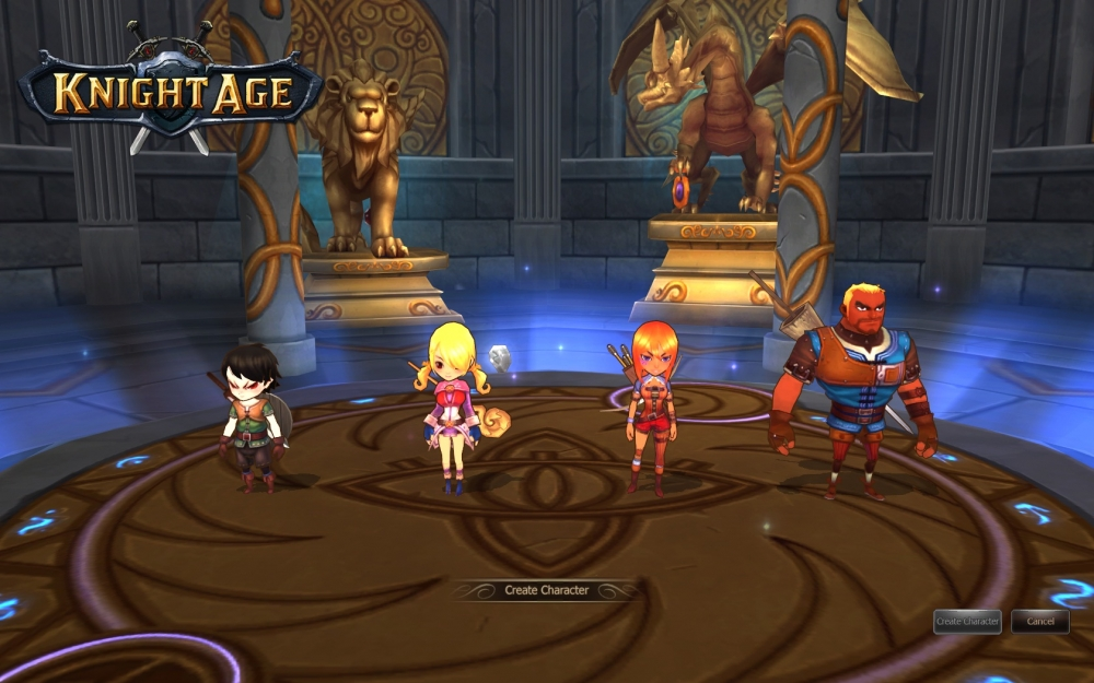 Knight Age - Screenshot - #4